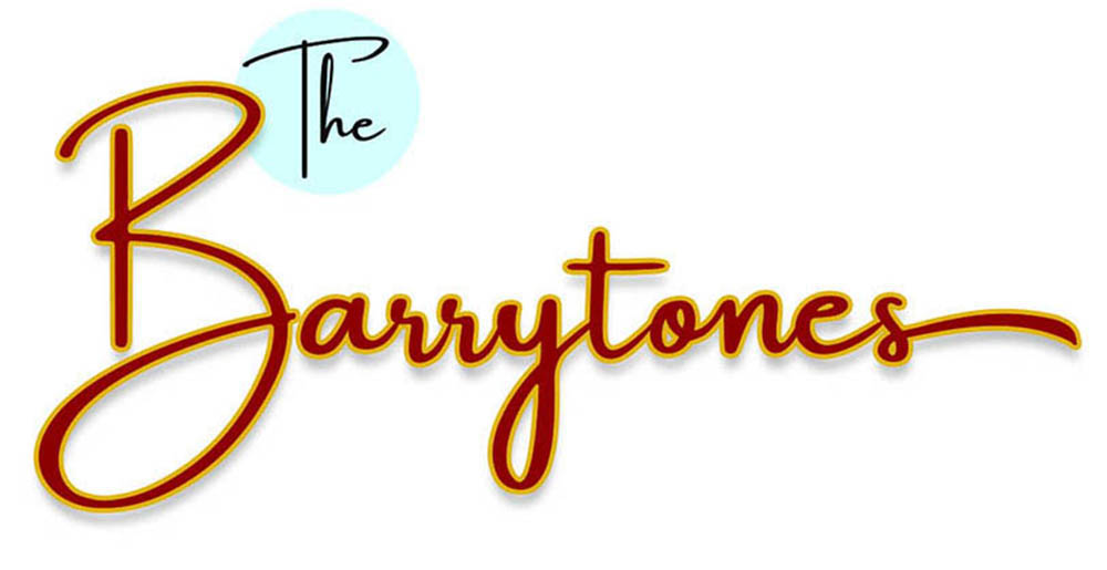 the logo for the barrytones